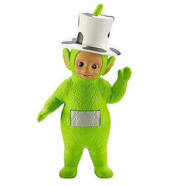 Dipsy Teletubbies - Teletubbies 8.5cm Collectible Dipsy Figure with