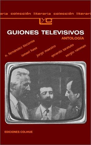 Descargar Libro Guiones Televisivos ) Eduardo M. Dayan