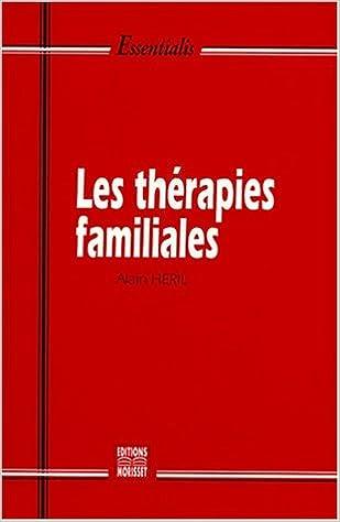Livres gratuits en ligne Les thérapies familiales epub pdf