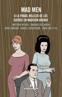 Descargar Libro Mad Men Matthew Weiner