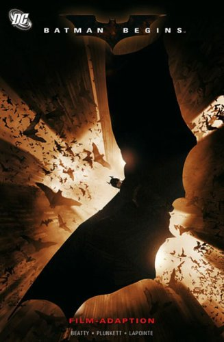 Batman Begins, Film-Adaption