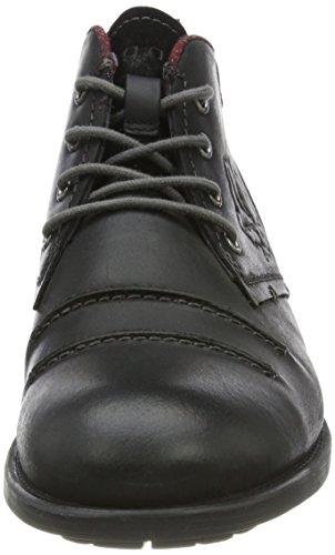 Bugatti Herren 323397302600 Desert Boots Schwarz (Schwarz)