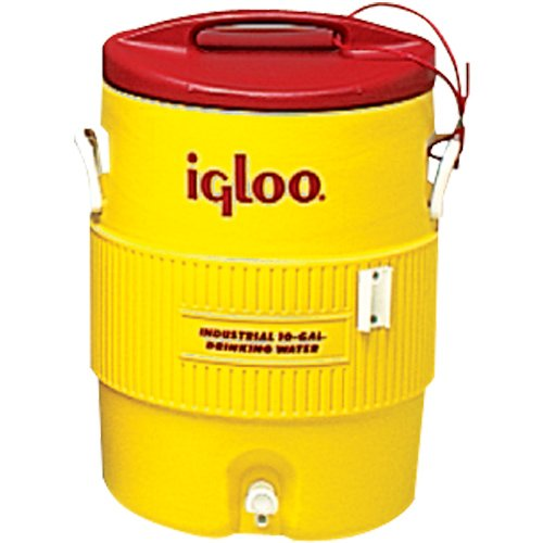 Igloo 385 451 400 Coolers Yellow