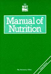 Manual of Nutrition (Reference Books)