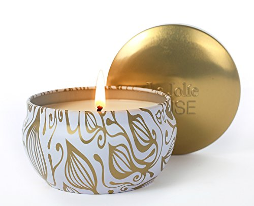 Scented Candles Coconut Vanilla Aromatherapy product image