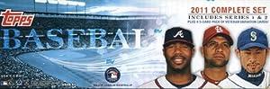 2011 Topps Mlb Baseball Factory Sealed Complete Set 660 Cards