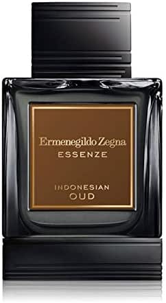 Ermeneqildo Zegna ESSENZE INDONESIAN OUD EAU DE PERFUME 3.4oz 100ml