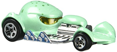 Squidward Hot Wheels Spongebob Squarepants DIE Cast Vehicle Car Nickelodeon Y0760