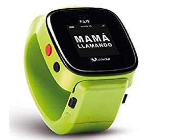 Filip SmartWatch G2 (EF002), para Niños,Movistar,Color Verde ...
