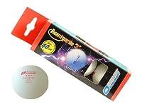 Donic  Tischtennis-Ball Avantgarde 3-Stern, Weiß, One Size, 67071