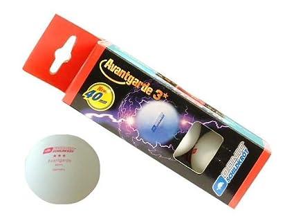Donic-Schildkröt Tischtennisball Weiß One Size 67071 608334