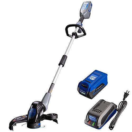 Westinghouse 40V Cordless String Trimmer/Edger, 4.0 Ah Battery and Charger Included