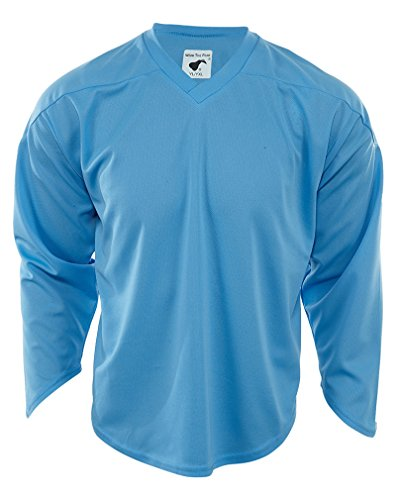 Air Mesh Hockey Jersey (Pear Sox Air Mesh Hockey Jersey Big Kids Style: RN92856Y-SKY Size: L/XL)