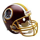 Riddell NFL Washington Redskins Deluxe Replica Football Helmet