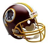 NFL Washington Redskins Deluxe Replica Football Helmet