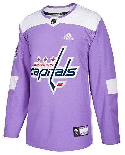 Jual adidas Washington Capitals Hockey Fights Cancer Authentic Pro ... f6adf4144