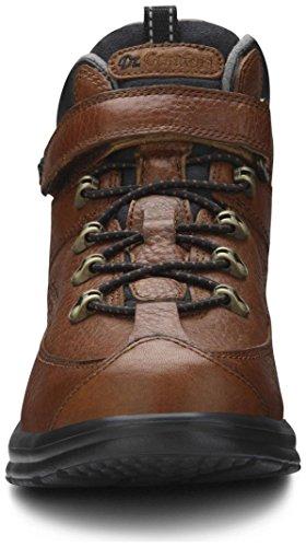 Dr. Comfort Women's Vigor Chestnut Diabetic Hiking Boots by Dr. Comfort (Image #6)