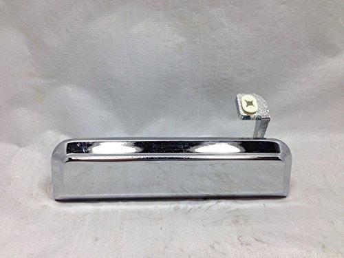 Capri Outside Door Handle (United Auto Supplies UAS-5449 Exterior Outside Door Handle Left Chrome)