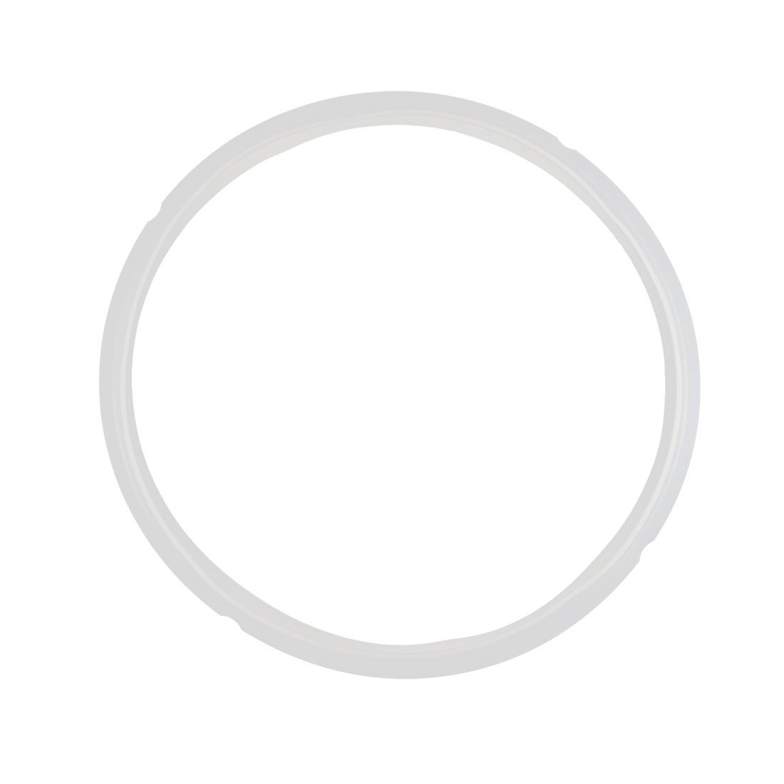 Caucho Anillo de Sellado de Juntas de 23 cm de diá metro Interno de 7-8 L Olla de presió n DealMux