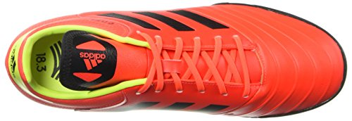 Solar Shoe Solar Originals adidas Copa Turf Black Men's Soccer Yellow Tango 18 3 Red zd8xqR7dw