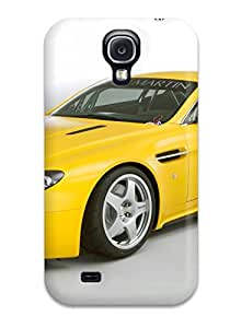 Hot Aston Martin V8 Vantage N24 Tpu Case Cover Compatible With Galaxy S4