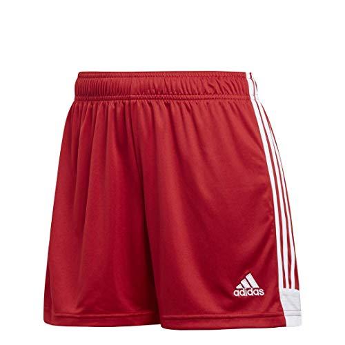 Adidas Casual Shorts - adidas Women's Tastigo 19 Shorts, Power Red/White, X-Large