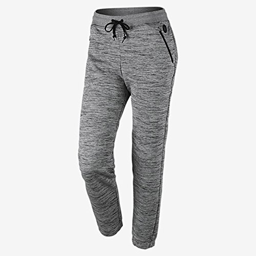 Hurley GFB0000060 Womens Phantom Jogger Pant, Dark Grey Heather - L