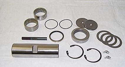 D103156 Front Axle King Pin Kit Fits Case 480C 480D 480E 580C 580D 580E