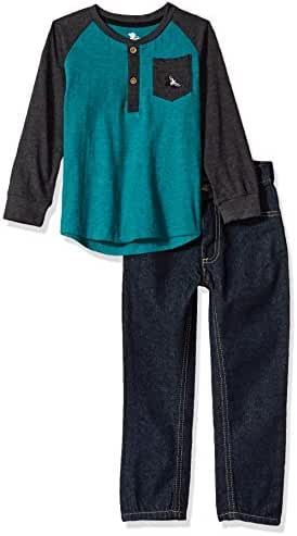American Hawk Boys' Sweatshirt and Pant Set (More Styles Available)