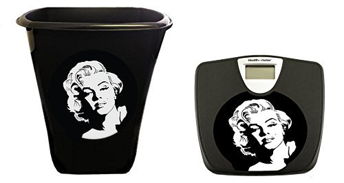 marilyn monroe bathroom accessories