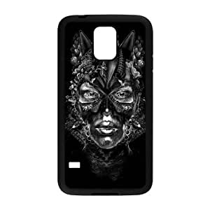 Catwoman FG0047992 Phone Back Case Customized Art Print Design Hard Shell Protection SamSung Galaxy S5 G9006V