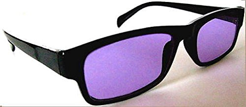 Devardi Glass Didymium Safety Glasses for Lampwork, Beadmaking, Black - Glass Glasses Blowing