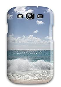 Galaxy S3 Case Cover With Shock Absorbent Protective VwJQv2849WqyTb Case