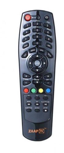 Brand NEW Remote Control For ZaapTV 409 N & MaaxTV LN 4000