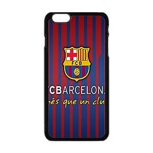 Happy FCB ARCELONA Phone Case for Iphone 6 Plus