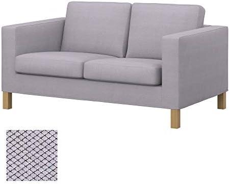 Soferia - Funda de Repuesto para sofá IKEA KARLANDA de 3 ...