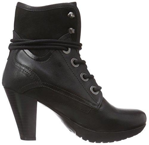 100 Marc Femme Black Schwarz Noir Shoes Bottes Elba xqqw1RaT0