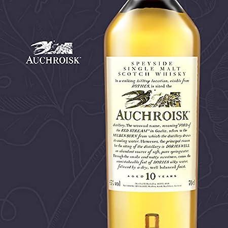 Auchroisk 10 Jahre Single Malt (1 x 0.7 l)