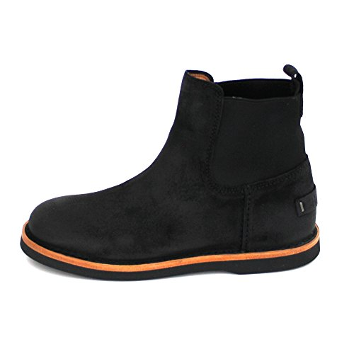 Chelsea Black Shabbies Amsterdam 7 Women's Boots Size 8ZwUZxgqz