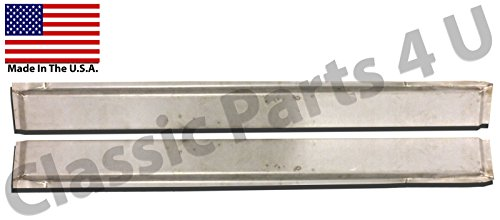 - Motor City Sheet Metal - Works With 1962-1980 TRIUMPH GT6 SPITFIRE INNER ROCKER PANELS NEW PAIR!!