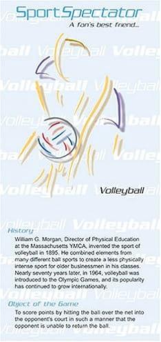 sportspectator volleyball guide (basic volleyball rules andsportspectator volleyball guide (basic volleyball rules and strategies) bryan jones 9781879773172 amazon com books