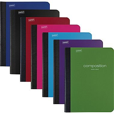 staplesr-poly-composition-notebook-wide-ruled-assorted
