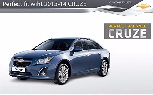 AutomotiveApple DEC-A17 - Emblema delgado para Chevrolet Cruze: Amazon.es: Coche y moto