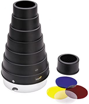 2 Pack Impact Snoot for Elinchrom-Mount Strobes