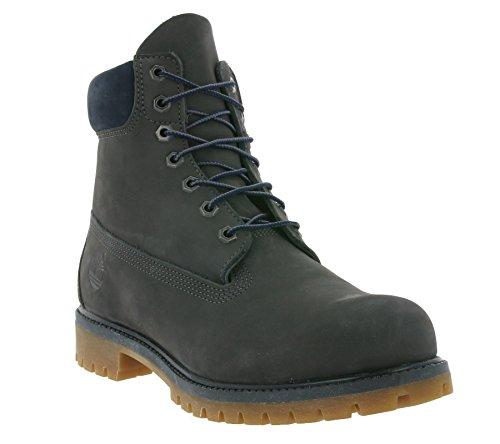 Timberland Ca17qf Icon 6 Inch Premium Boot Dk Grey