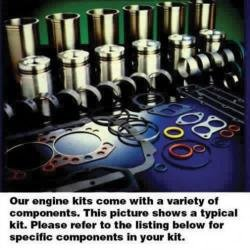 Engine Rebuild Kit, Allis Chalmers 670HI Diesel, New -  ATI Products, Inc., 103578-EFI