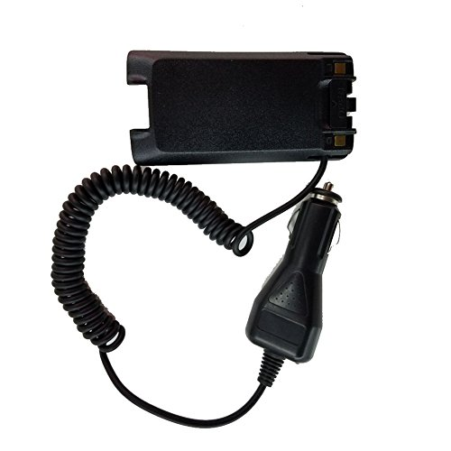 Car Charger Battery Eliminator For TYT Tytera MD-390/MD-390G Digital Mobile Radio DMR Two Way Radio