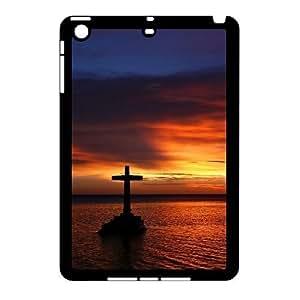 LZHCASE Diy Cross Phone Case For iPad Mini [Pattern-1]