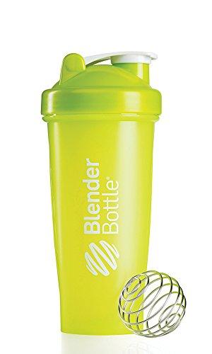 BlenderBottle Classic Shaker Bottle, 28-ounce, Green/Green