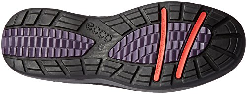 Femme Dark Trace Ecco Marron Shadow56340 Multisport Lite Outdoor Black Noir Chaussures waqfUzqX